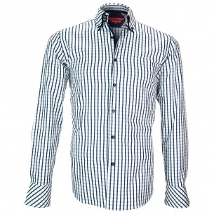 Chemise casualSHEFFIELDS Andrew Mac Allister XP5AM3