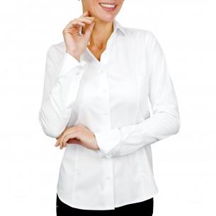 Shirt round collar