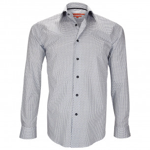 Chemise impriméeKILBURN Andrew Mac Allister FT2AM3