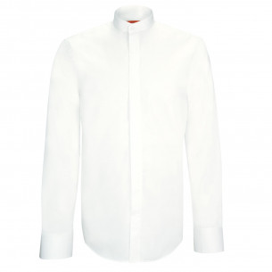 Chemise col maoLEYTON Andrew Mac Allister FT4AM1