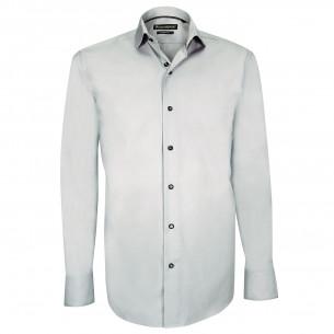 Shirt popelin fabric