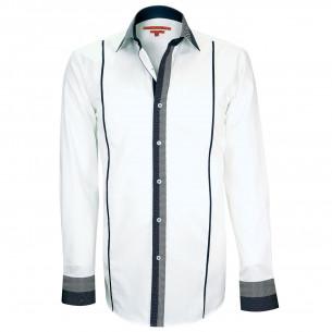 shirt two fabric