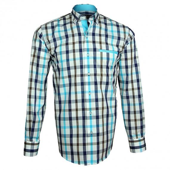 Chemise à coudières DONATELLO Emporio balzani A3EB6