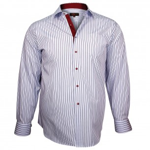 Chemise grande taille CLASSIC Doublissimo GT-E12DB1