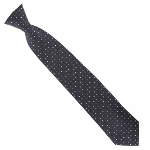 Cravate soie tissée BUSINESS Emporio balzani M-CRFANT5
