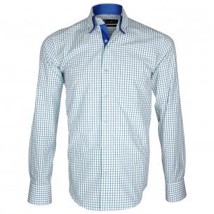 Shirt with elbows DONIZZO Emporio balzani Q5EB1