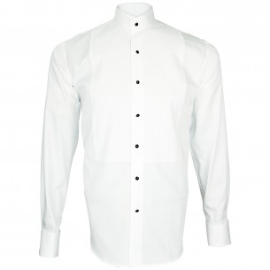 Chemise à plastron OFFICIER Andrew Mc Allister Q19AM1