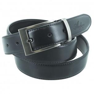Leather Belt JOHN Andrew Mc Allister QUARD30-V2