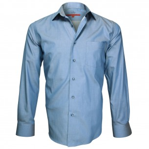 Chemise en twillSAINT JAMES Andrew Mc Allister J5AM3