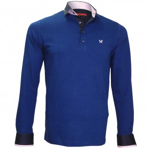 Polo Sweat en jerseyPERCY Andrew Mc Allister JML-OPCOL3