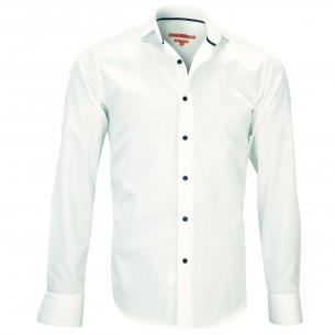Shirt italian colar