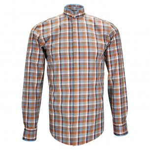 Chemise col maoWINCH Andrew Mac Allister ZB24AM3