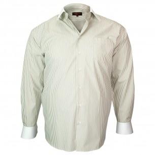 Shirt white collar