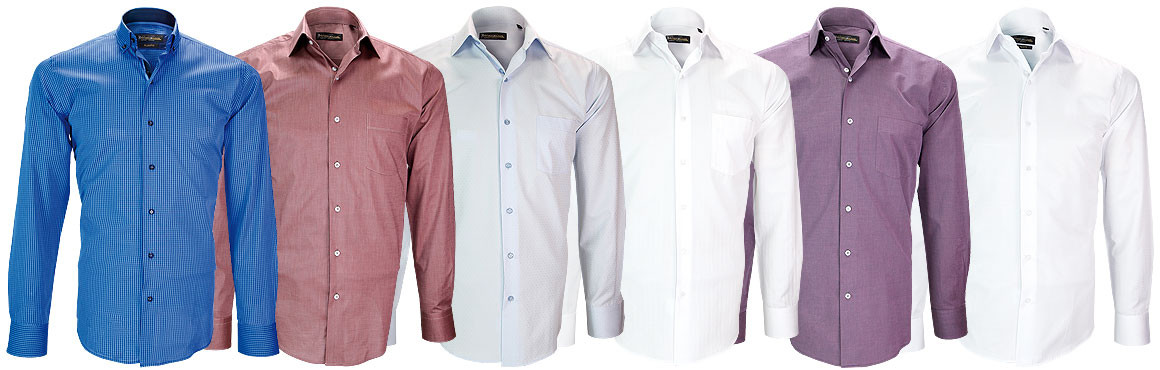 New man's shirts collection