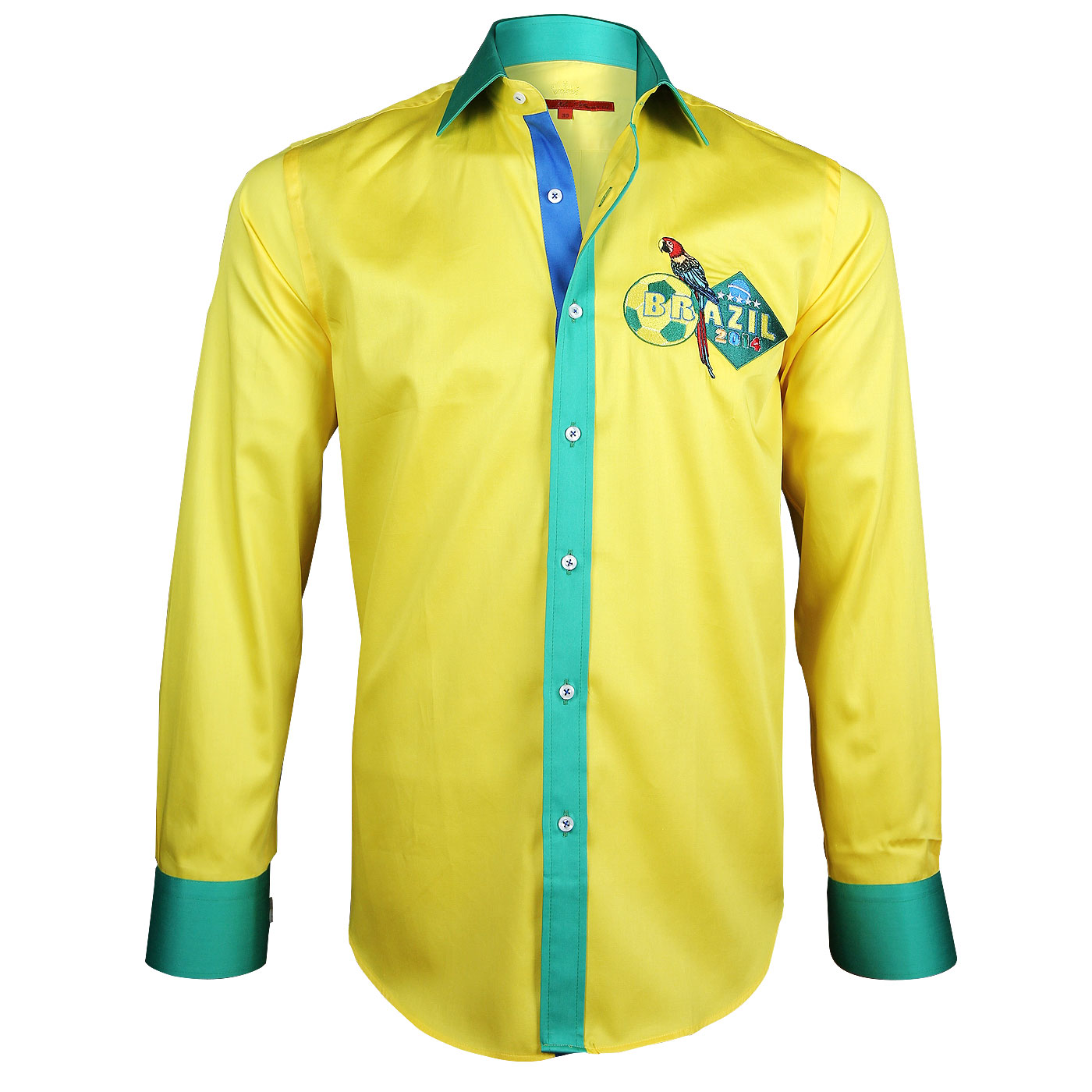Yellow Shirts: Exclusive Models on webmenshirts