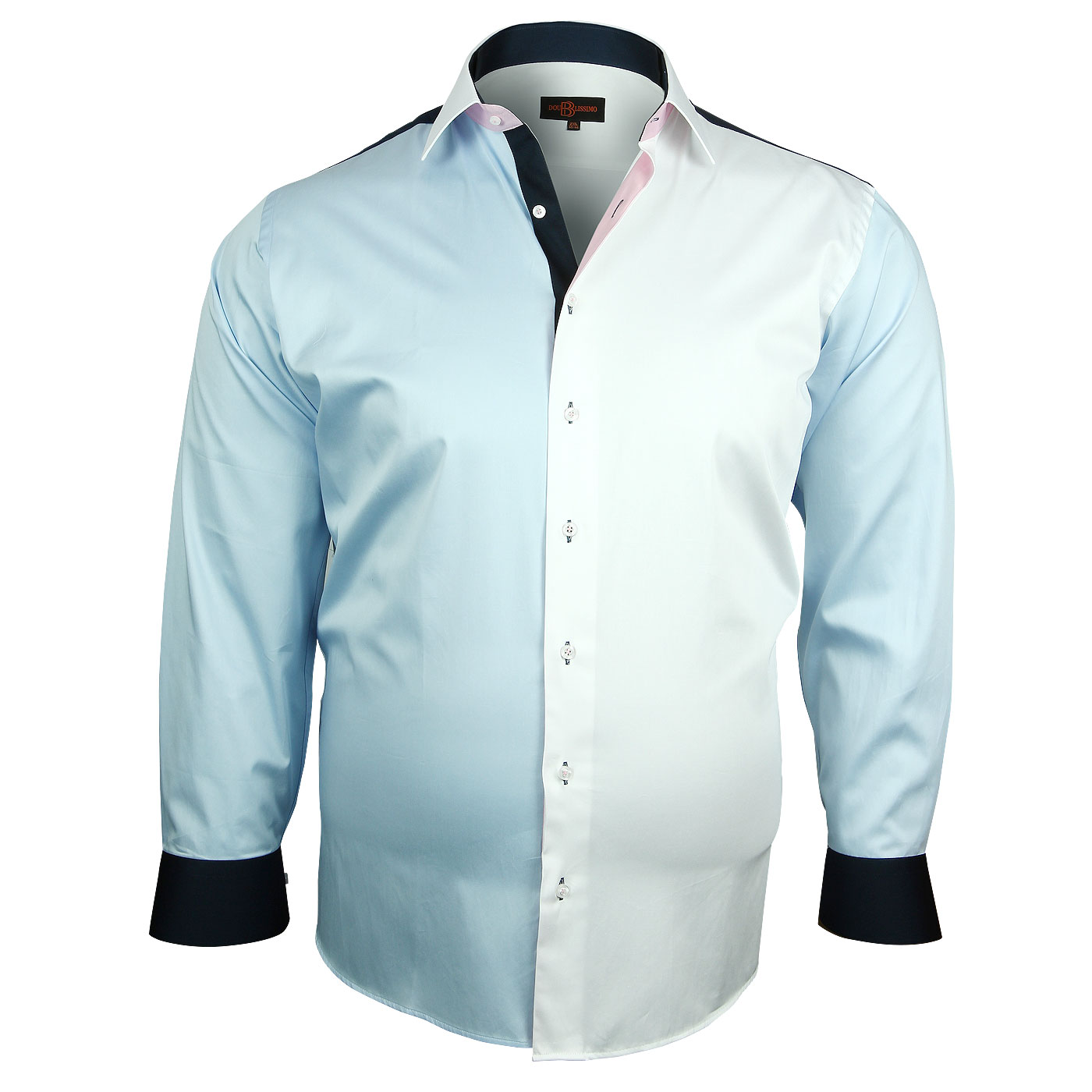 Shirt size, sales of men's shirt: Webmenshirts