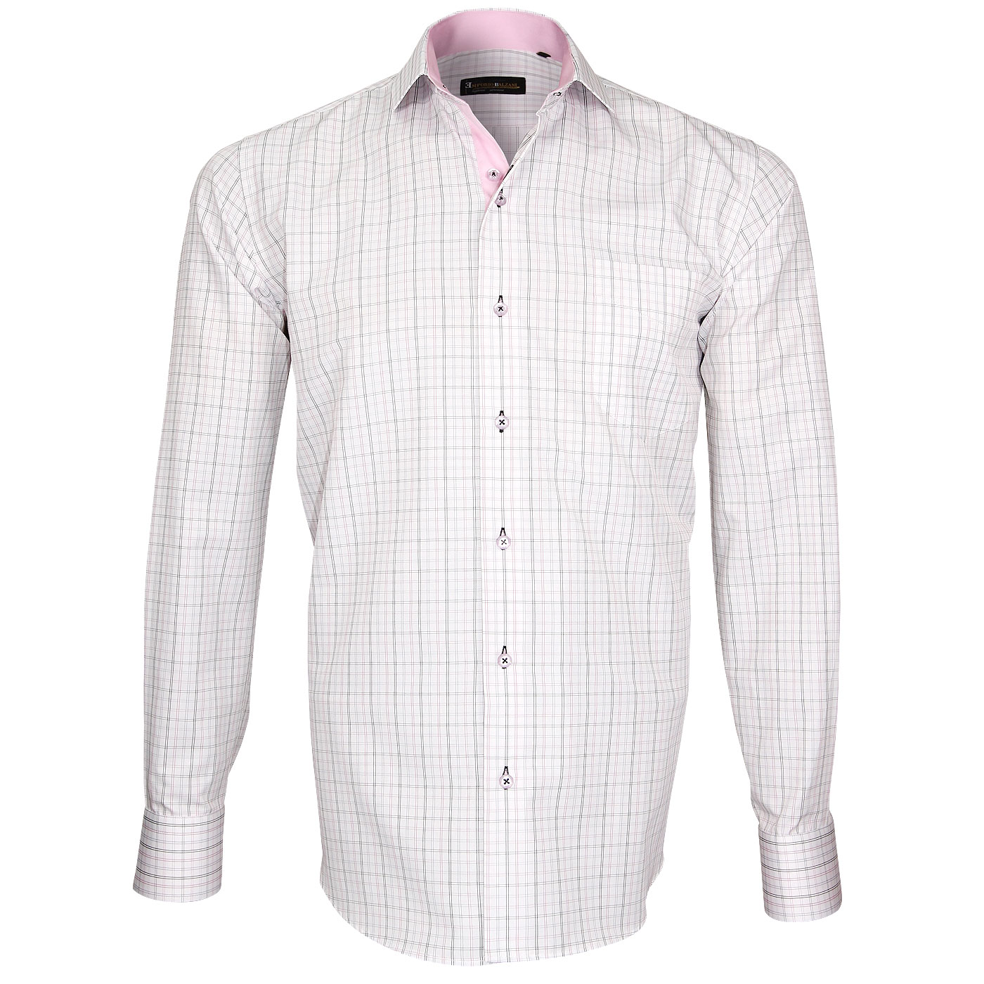 Shirt easy Ironing: on webmenshirts +600 models delivered 72H