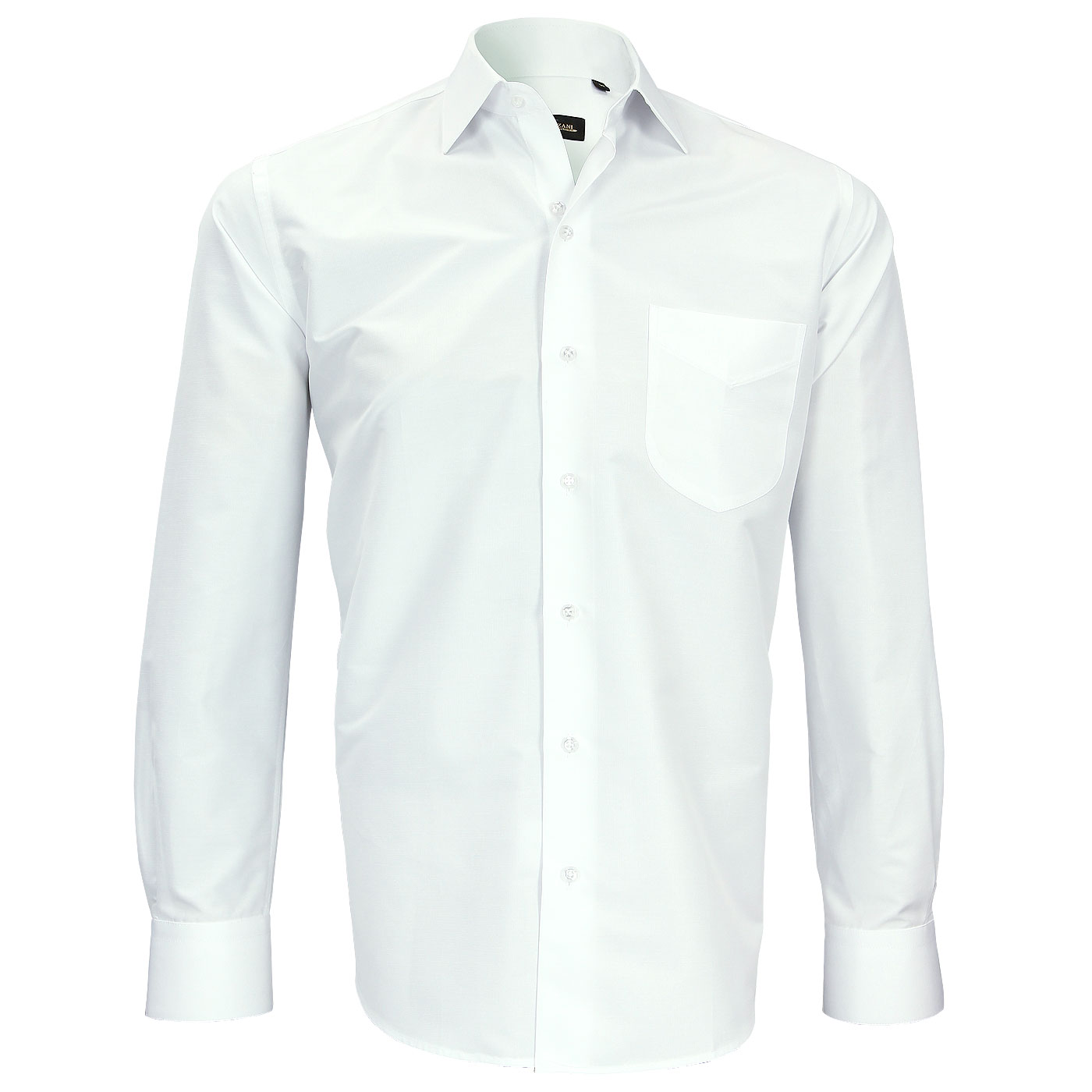 Shirt cotton in poplin