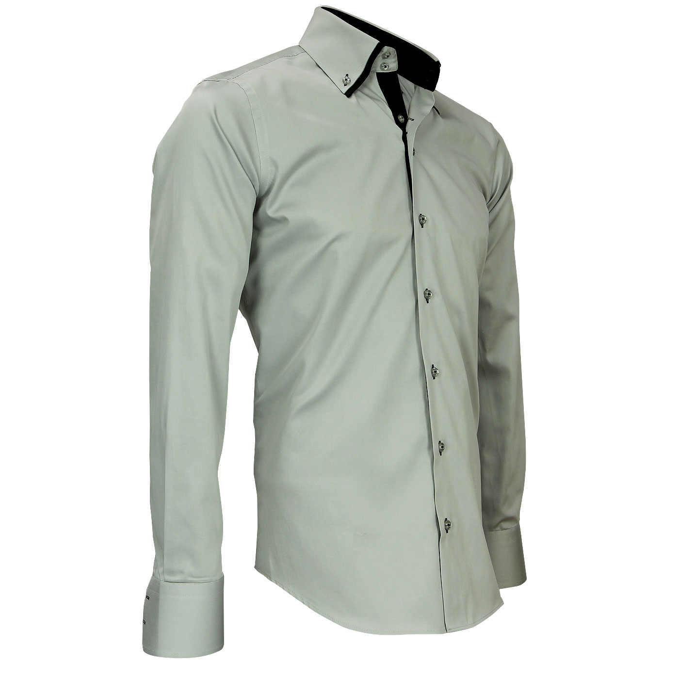 Double Collar  Shirts: Fashion spirit by Webmenshirt