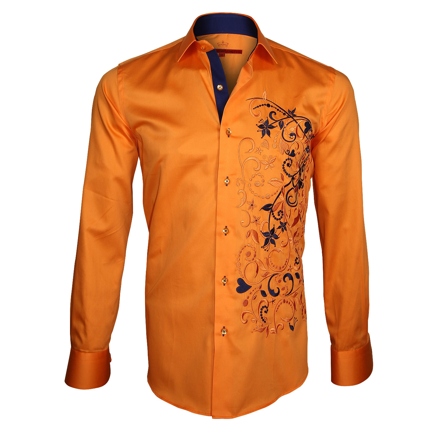 Orange Shirt for Men +600 models on Webmenshirts.com