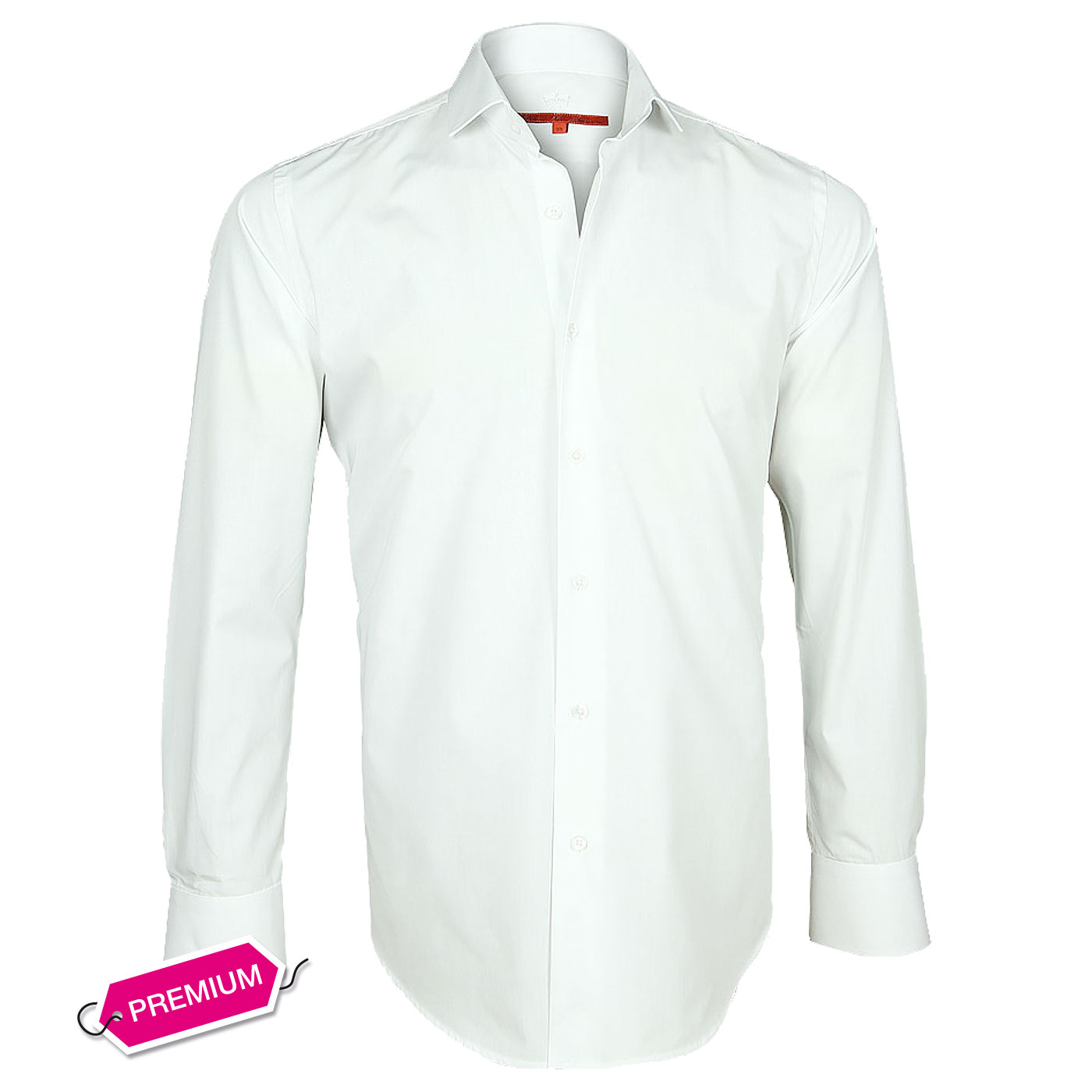 White Shirt Regular or slim cut 800 Models Delivered in 48H