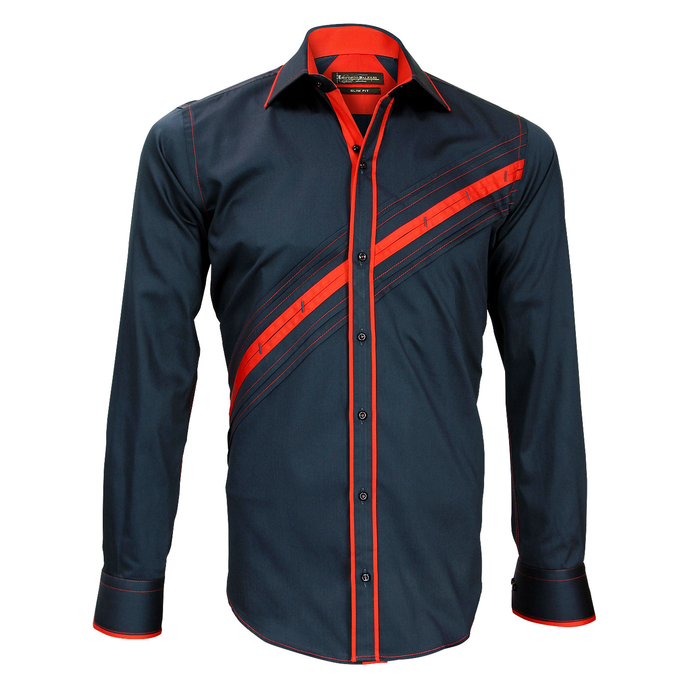 Men's Fashion Fitted Shirt +600 Models on Webmenshrits