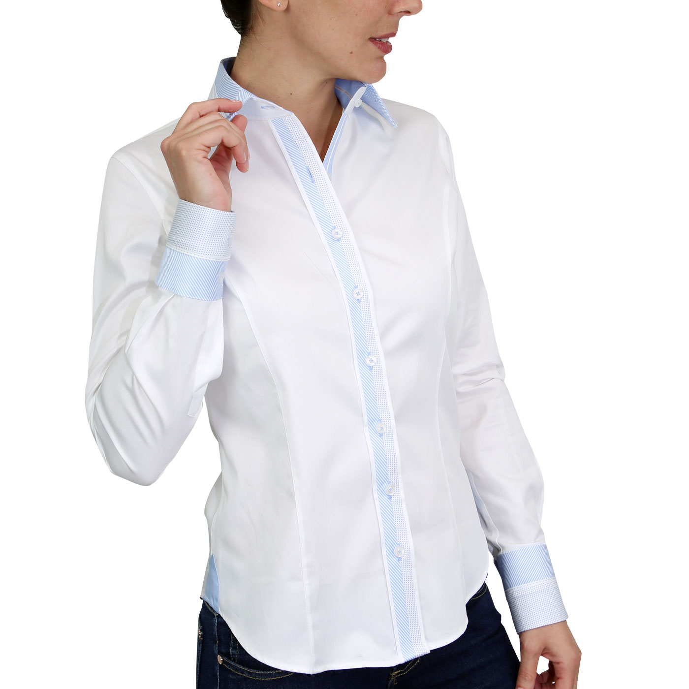 Woman's Shirts for Working Girls