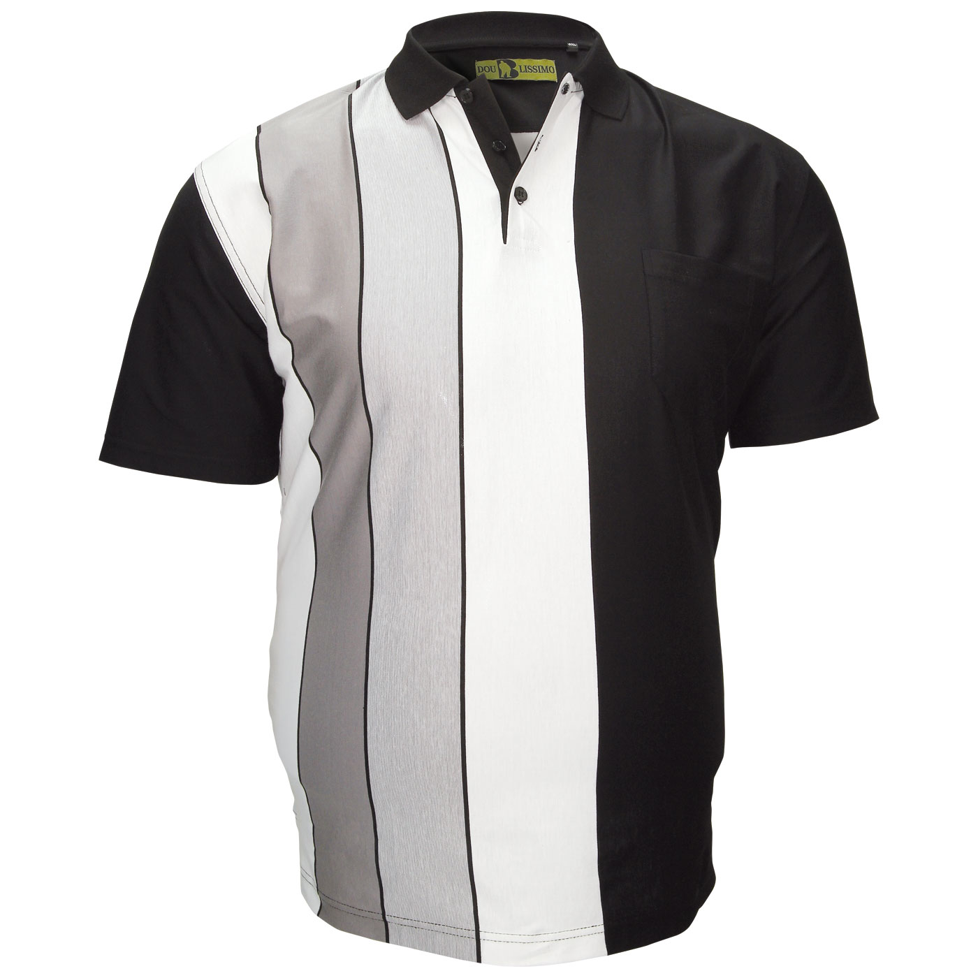 Big size polo shirt by the french store on internet