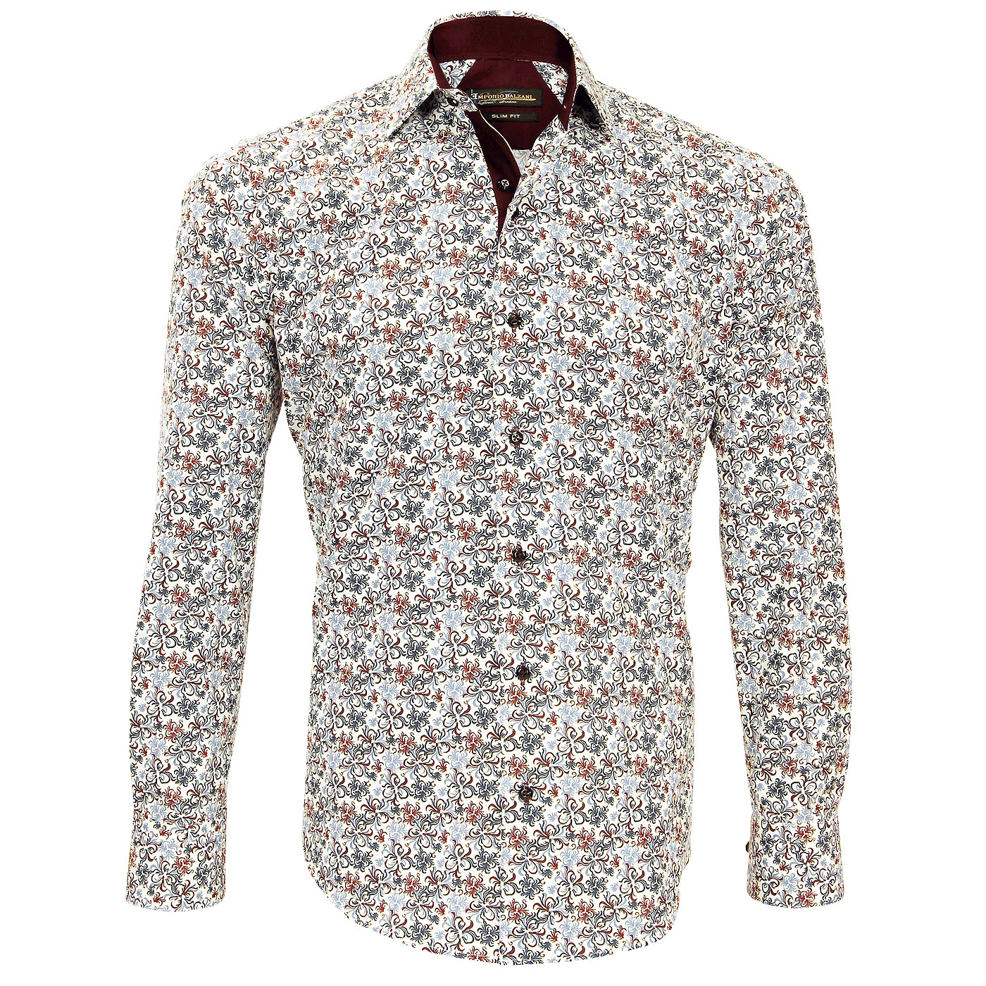 Offer yourselves high-quality Italian shirts with webmenshirts.com