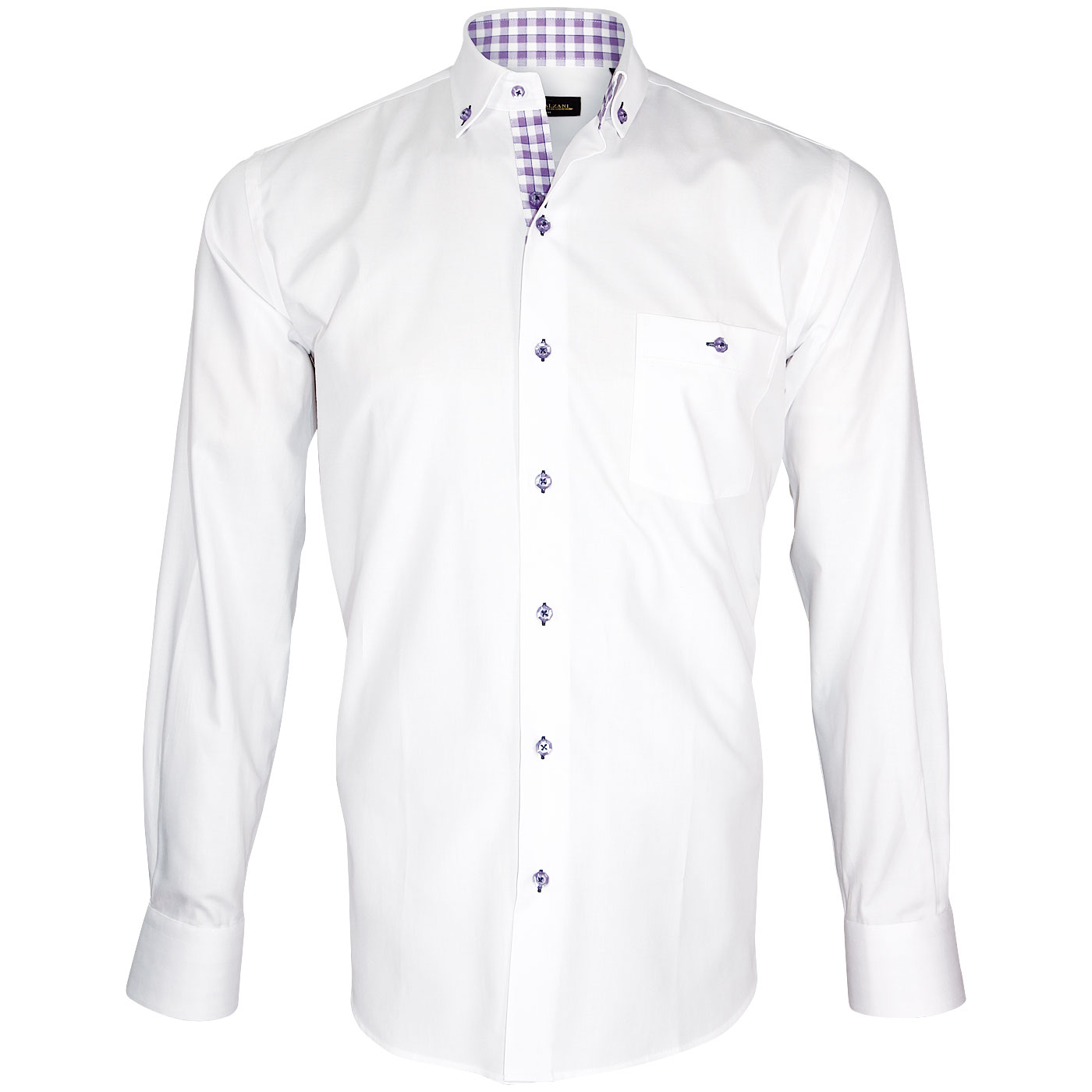 Regular fit shirt