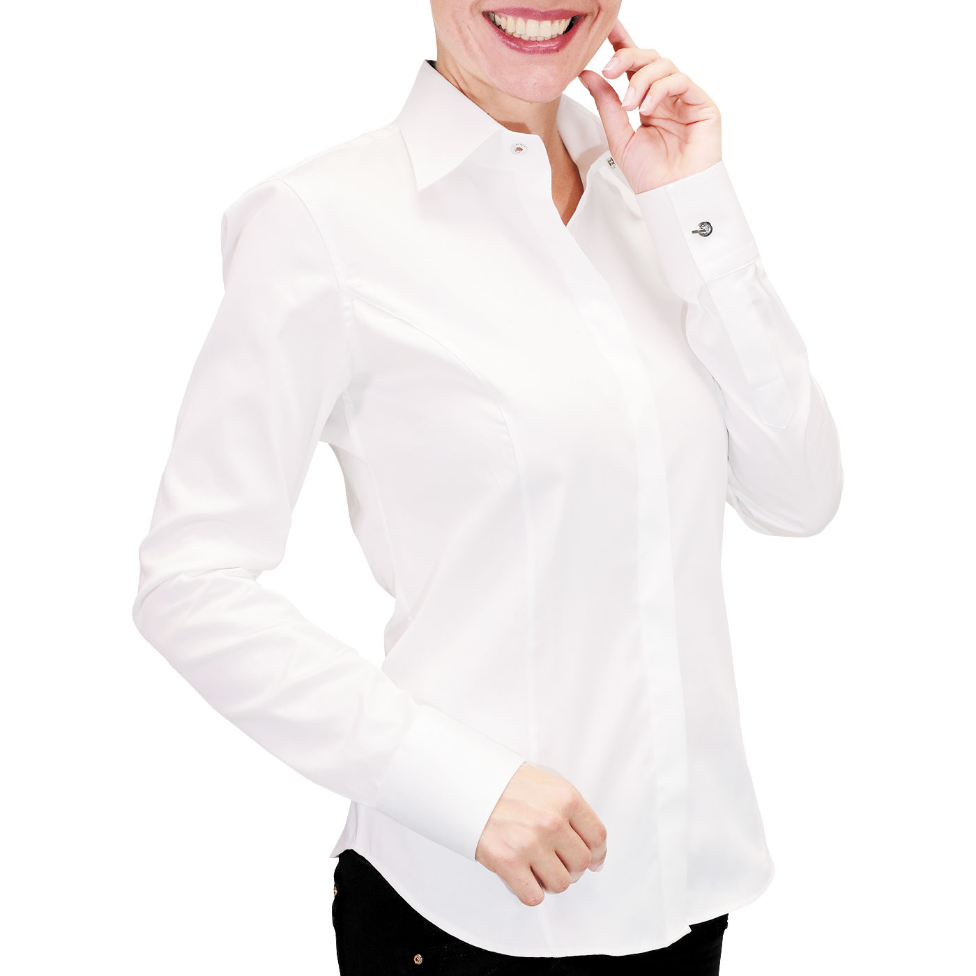 White Shirt for Woman : a must have