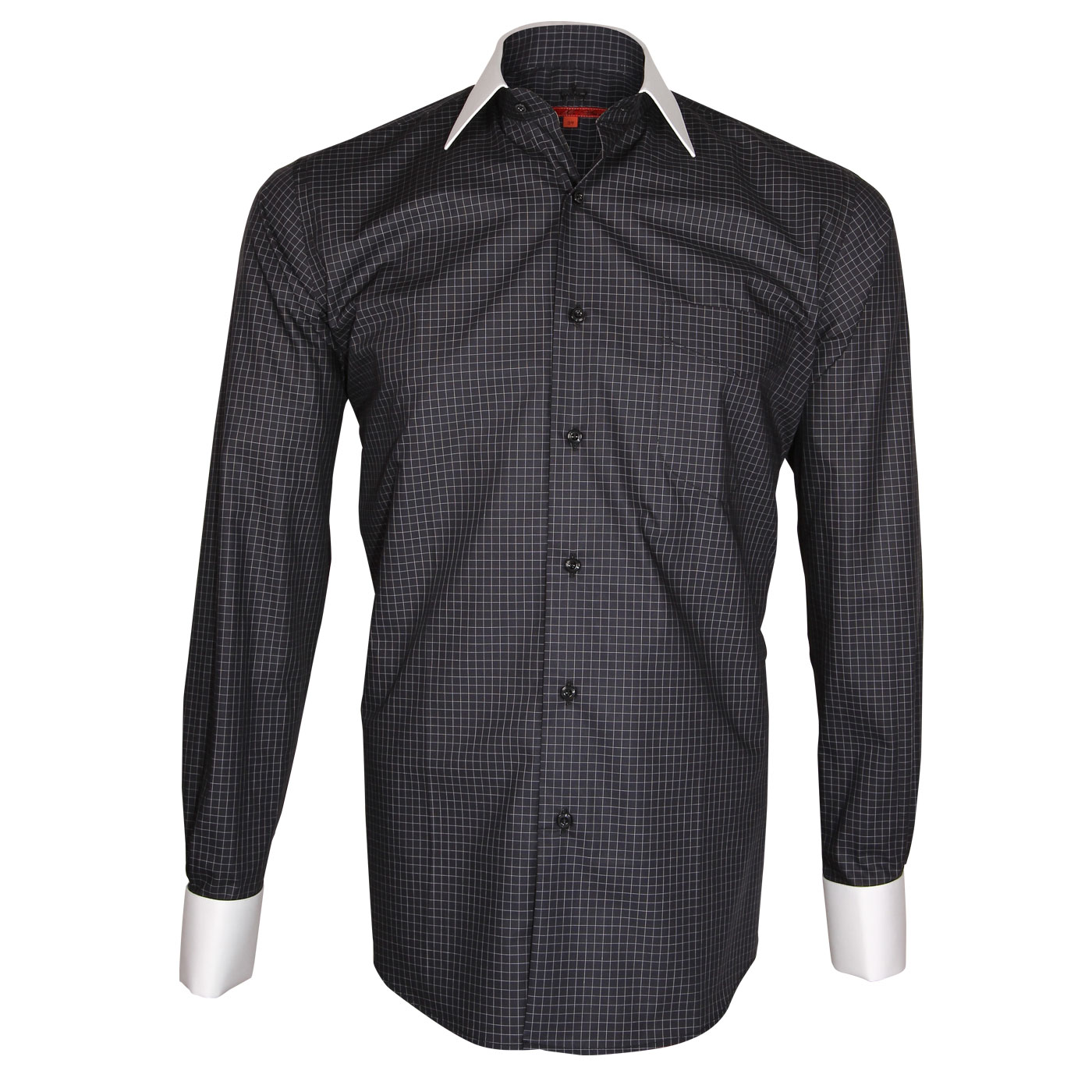 Trendy french cuffs shirt
