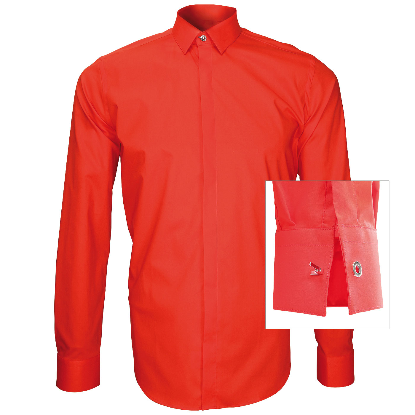 The red shirt for men from the new webmenshrits collection