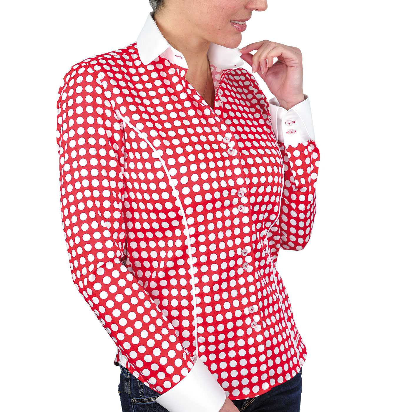 Guingham Woman's shirts Brand Andrew Mac Allister