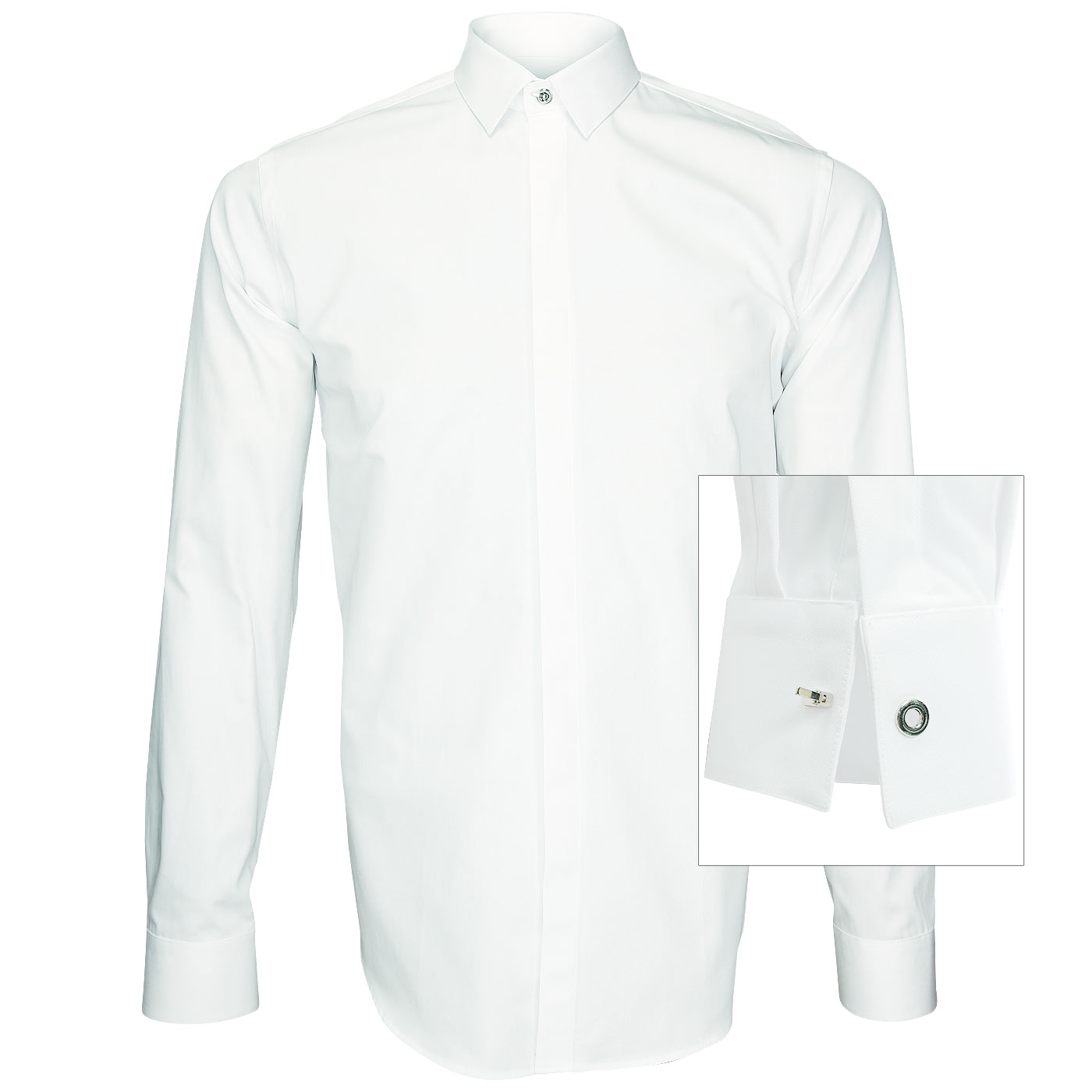 Fashion French Cuffs Shirt