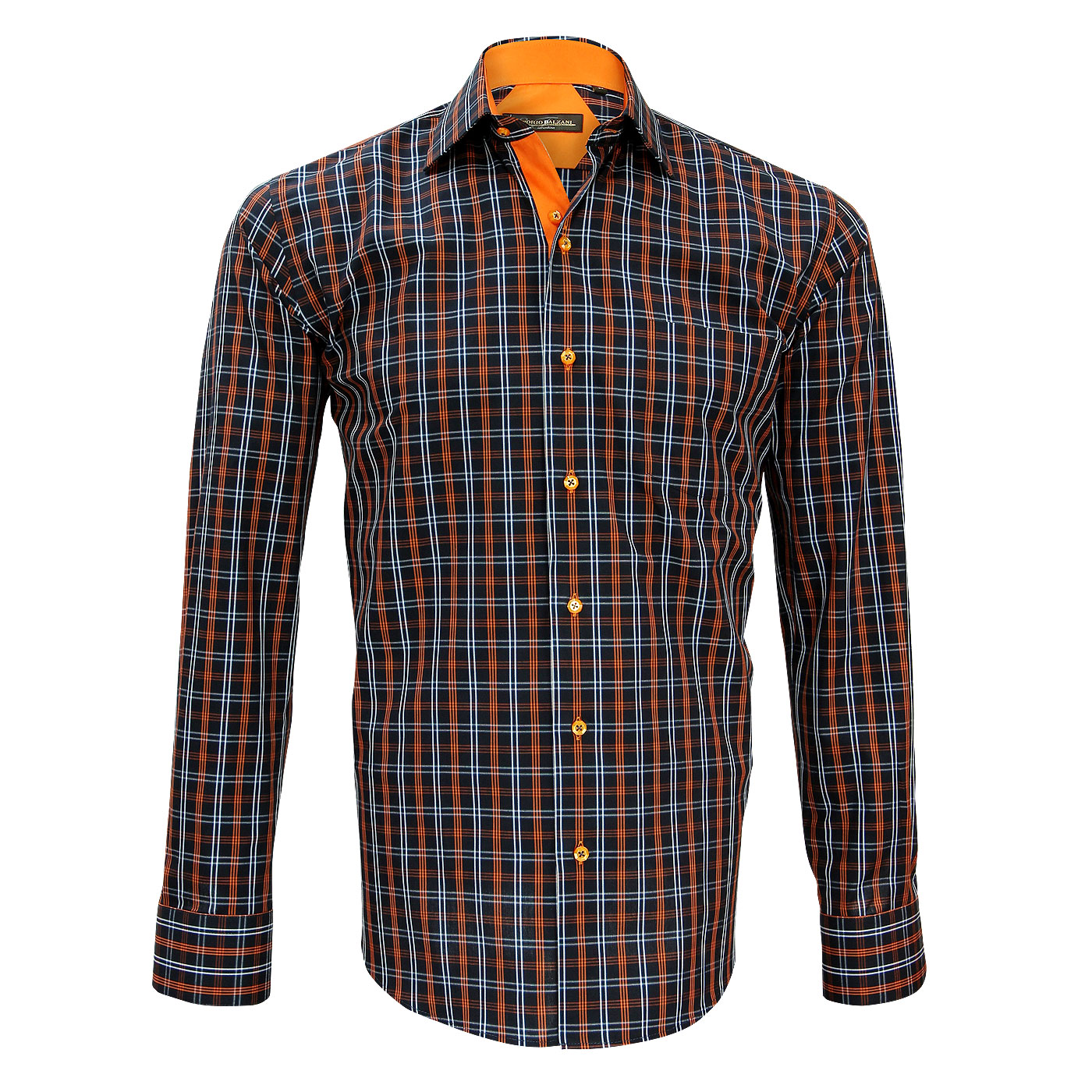 Orange shirt, men's shirt, shirt sales: Webmenshirts