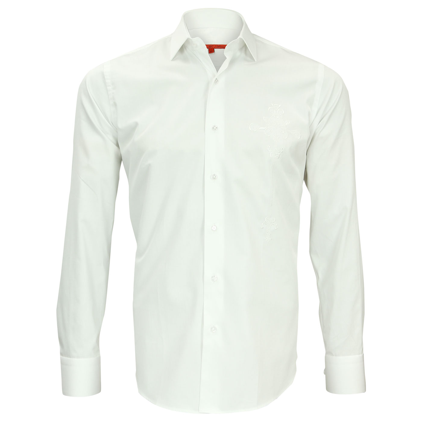 White shirt discover the Premium Collection on webmenshirts