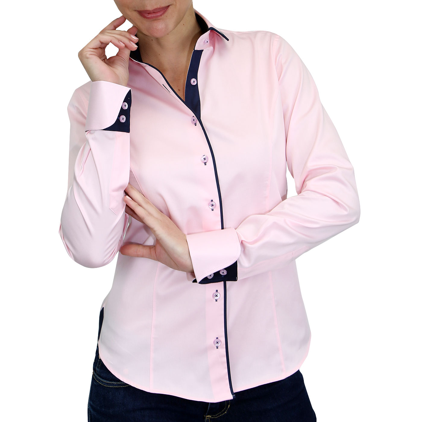 Working girl's shirt