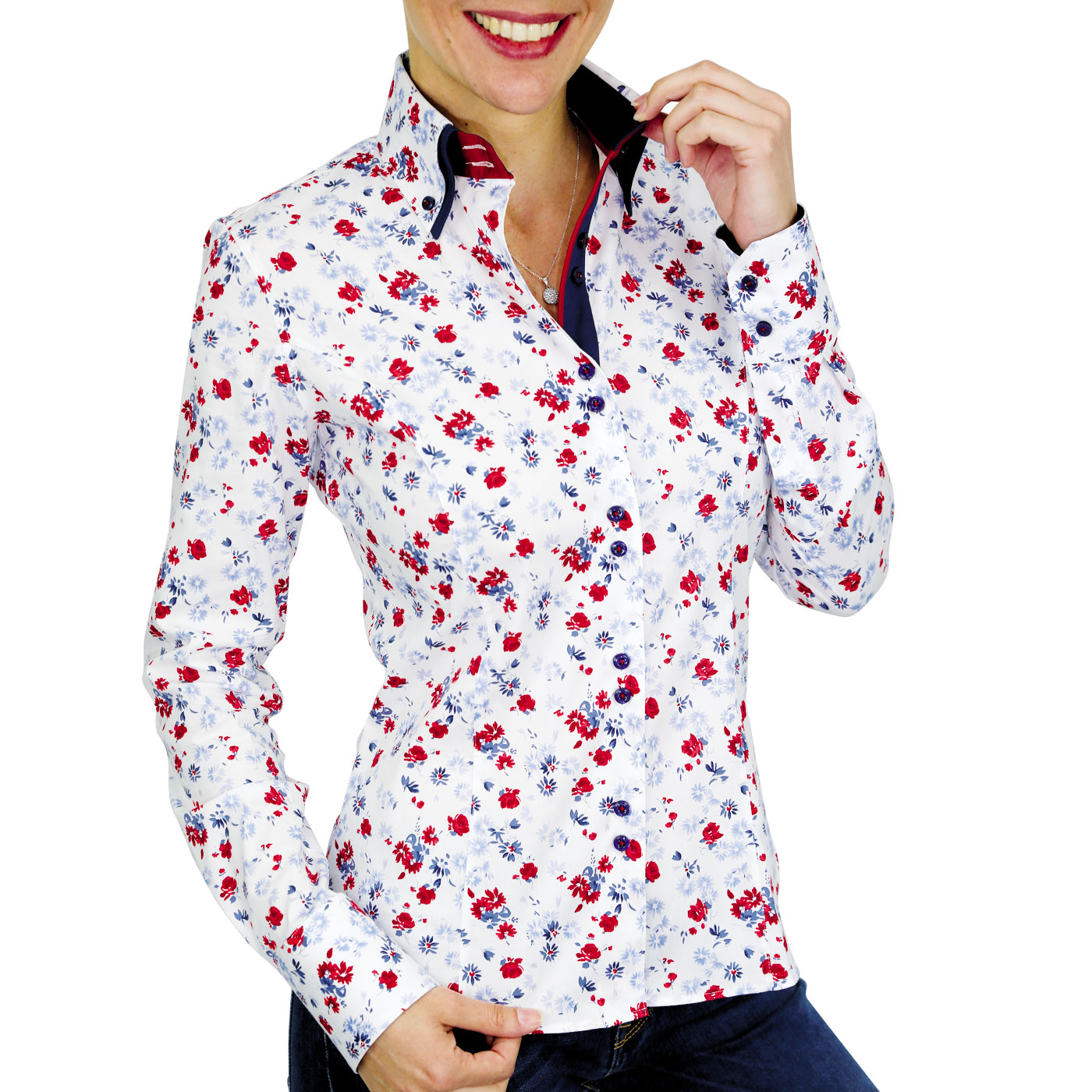 Printed woman's shirt
